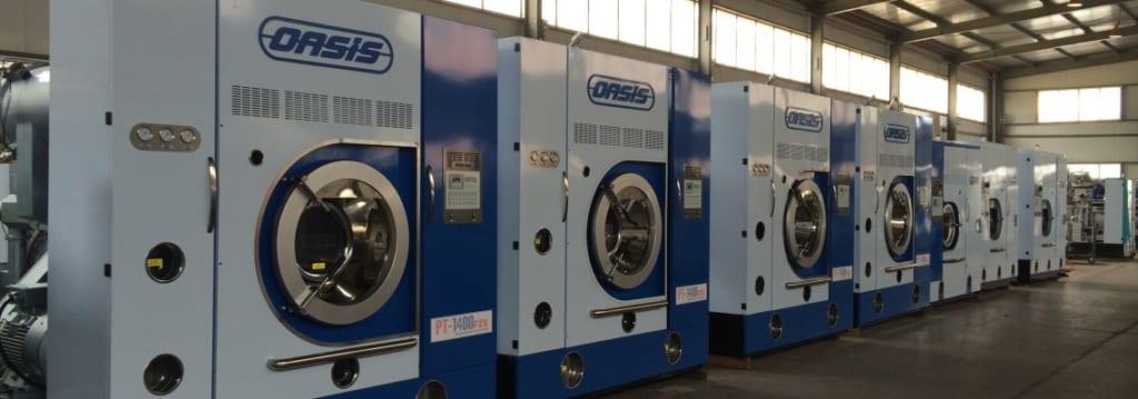 Máy giặt công nghiệp Trung Quốc Oasis