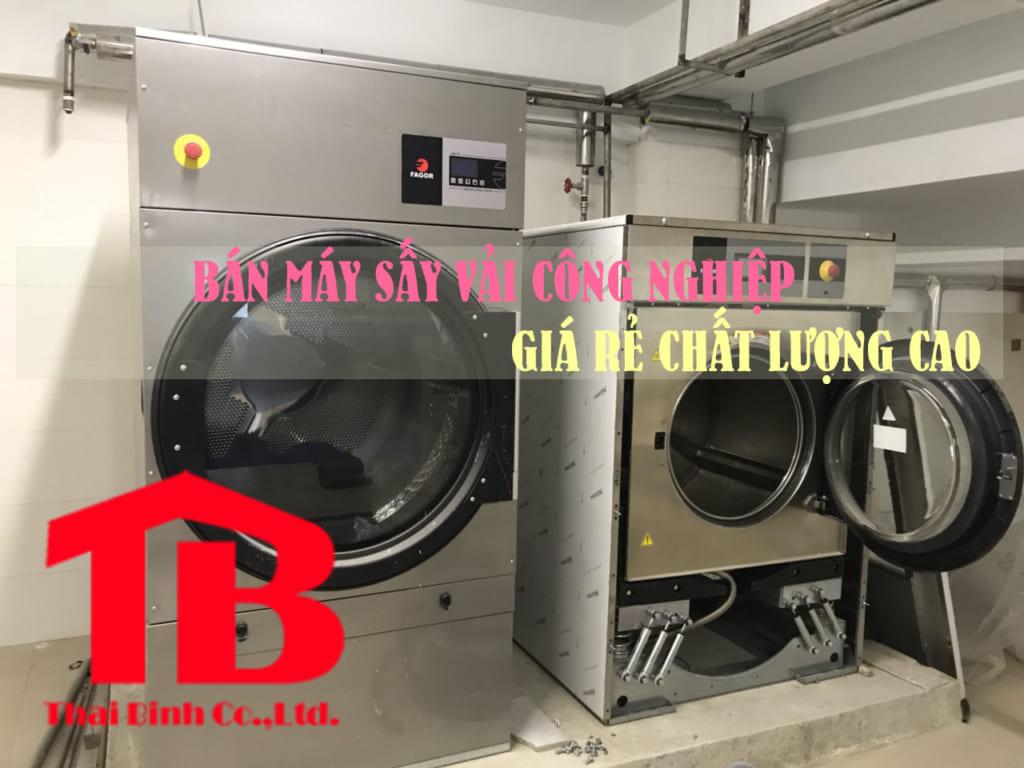 Bán máy sấy vải công nghiệp giá rẻ chất lượng cao