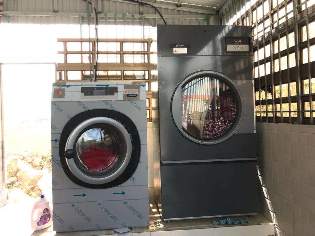 chọn mua máy giặt công nghiệp Primus