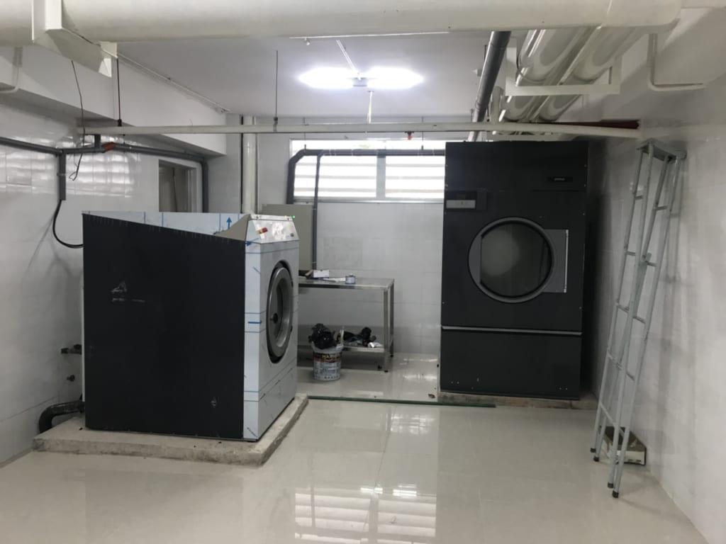 Chọn máy giặt công nghiệp Primus