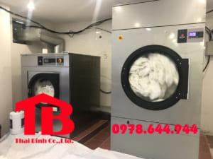 Giá máy giặt công nghiệp 15kg