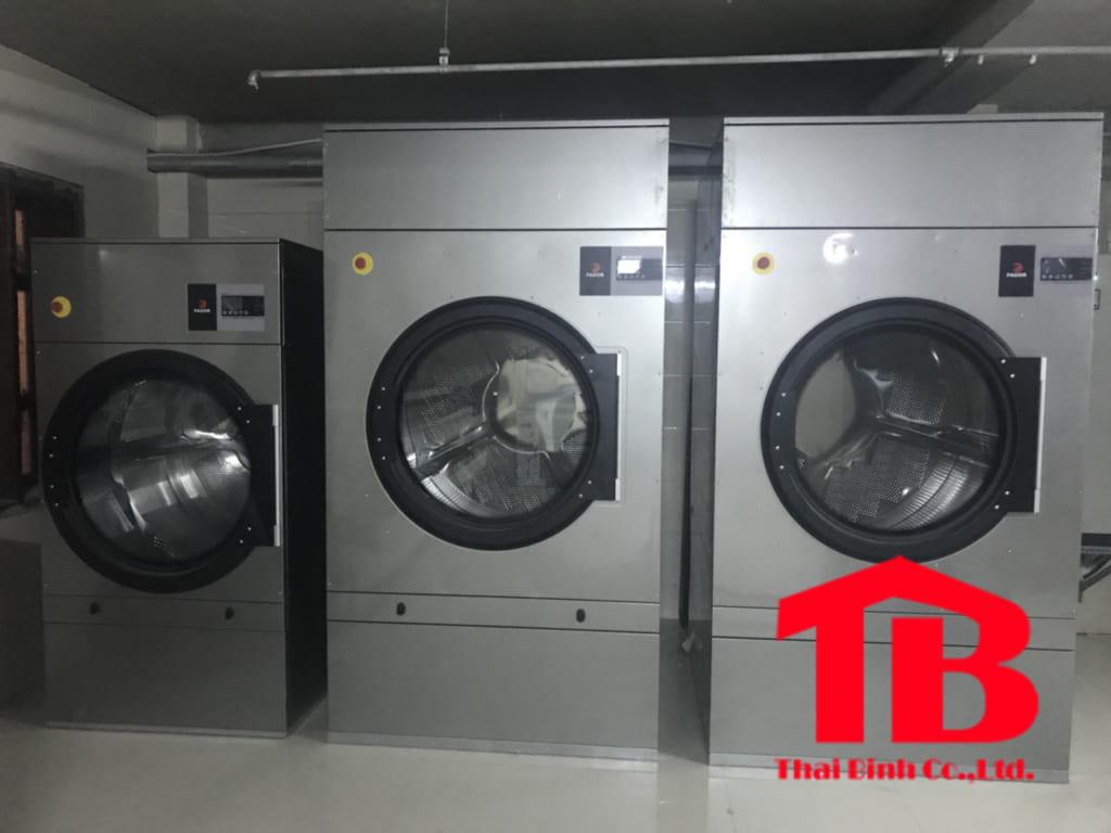sản phẩm máy giặt công nghiệp Thái Bình