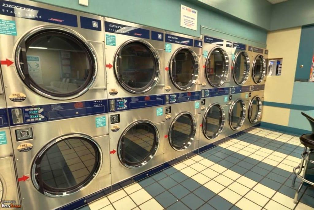 Thương hiệu máy giặt công nghiệp Trung Quốc OASIS