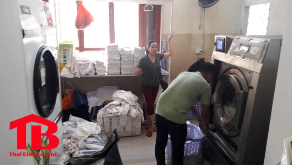 mua máy giặt chăn công nghiệp