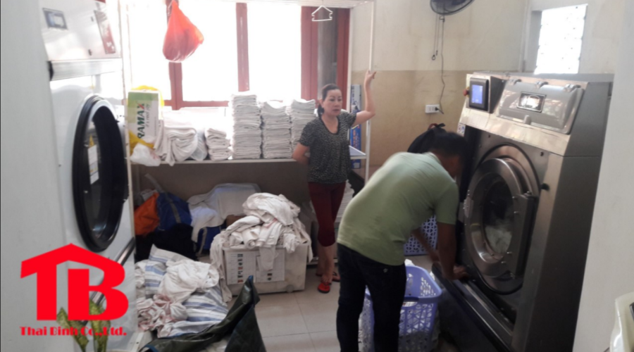 Mua máy giặt chăn công nghiệp ở đâu thì tốt, mức giá rẻ?