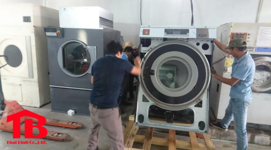 Sửa chữa máy giặt công nghiệp giá rẻ, chuyên nghiệp