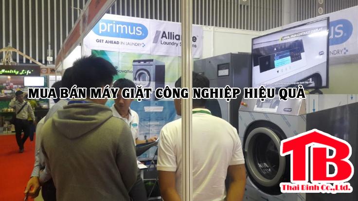 Cách mua bán máy giặt công nghiệp hiệu quả nhất