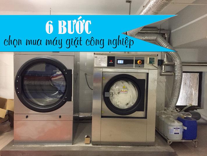 mua máy giặt công nghiệp