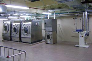 Thiết bị giặt quần áo
