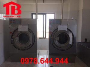 Ưu điểm máy giặt công nghiệp lồng ngang