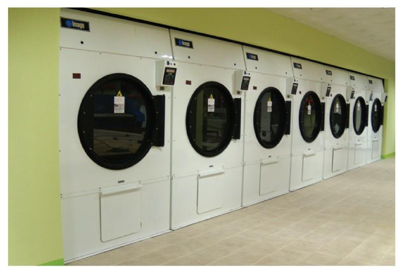 Máy giặt công nghiệp giá bao nhiêu tiền