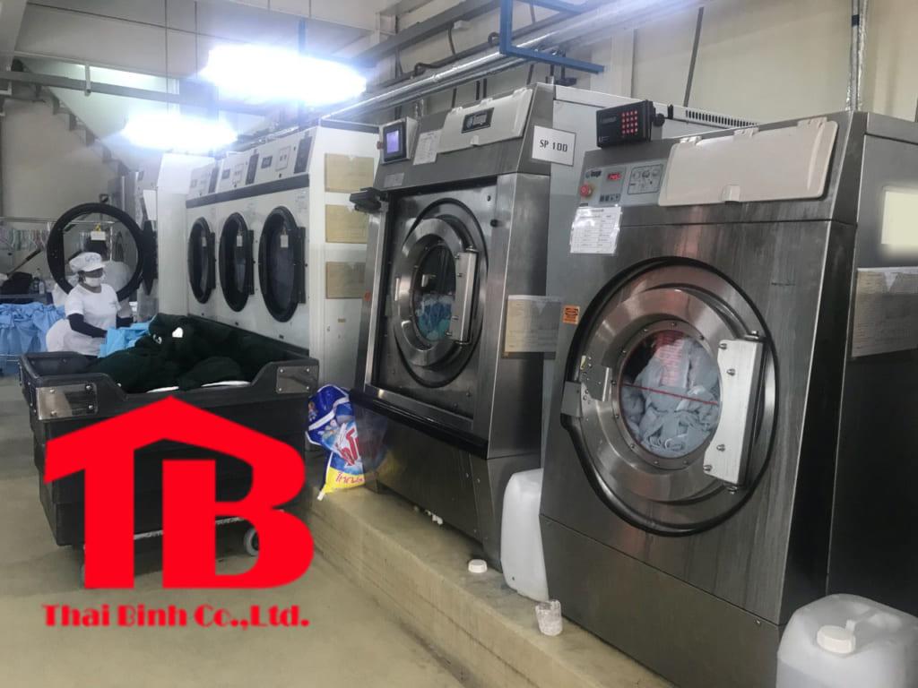 báo giá máy giặt công nghiệp 50kg