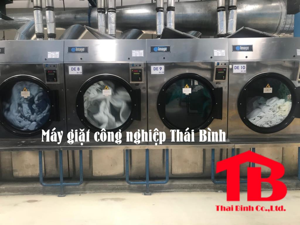 Máy giặt công nghiệp Thái Bình giá rẻ mà tốt
