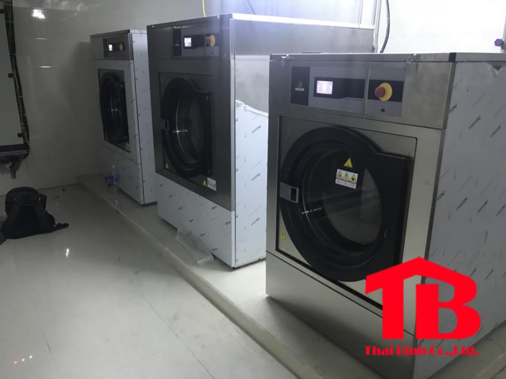 Đặc điểm máy giặt công nghiệp Thái Bình