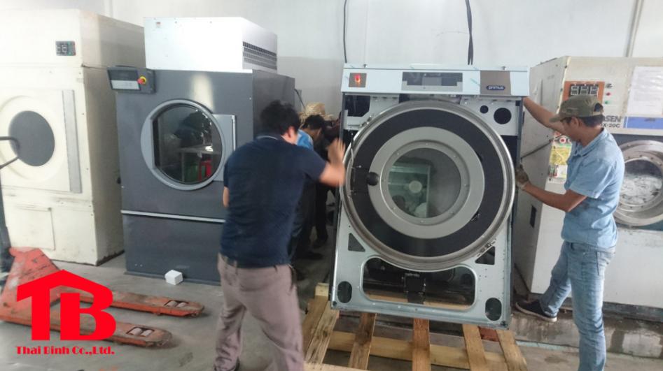 sửa chữa máy giặt công nghiệp giá rẻ