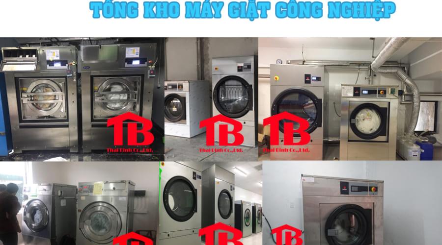 Tổng kho máy giặt công nghiệp giá rẻ | Nhập khẩu chính hãng, bảo hành 12 tháng